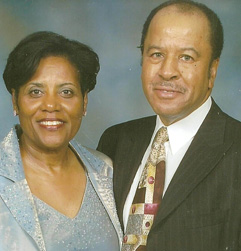 Pastor-Harold-and-Minister-Mollie-Germain